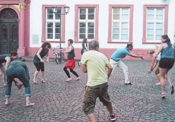 Theater auf der Straße